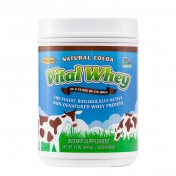 Well Wisdom - Grasgevoerde Wei-Eiwitten Vital Whey Choco - 600 gram