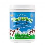 Well Wisdom - Grasgevoerde Wei-Eiwitten Vital Whey Naturel - 600 gram