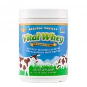 Well Wisdom - Grasgevoerde Wei-Eiwitten Vital Whey Vanille - 600 gram