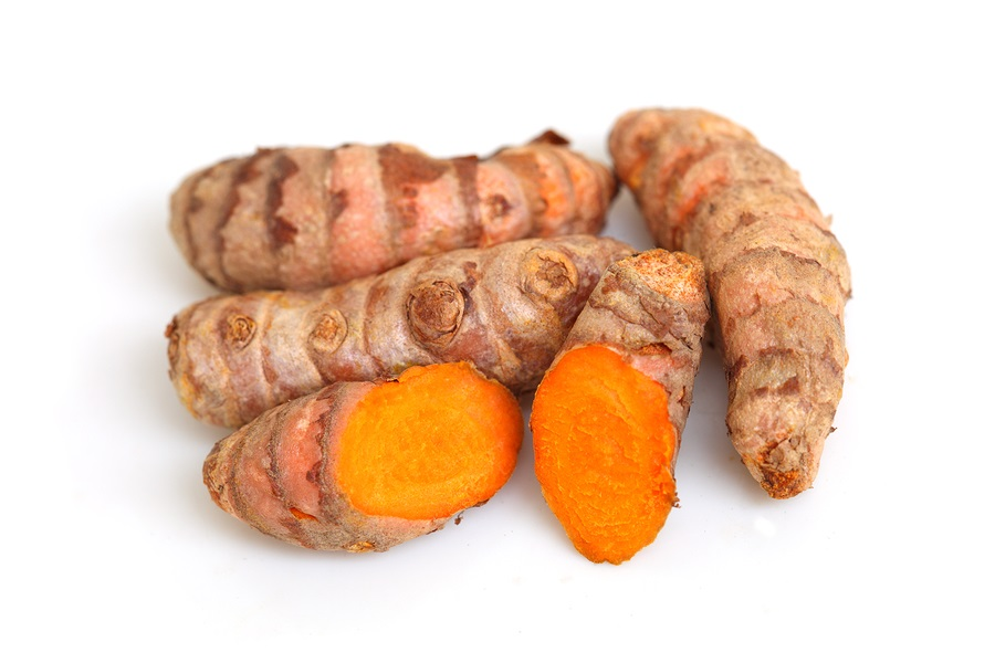 Curcumine wortel