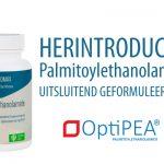 Herintroductie Palmitoylethanolamide - OptiPEA®