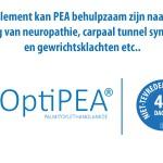 Eindelijk duidelijkheid omtrent kwaliteit PEA
