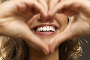 Eet je tanden sterk en gezond!
